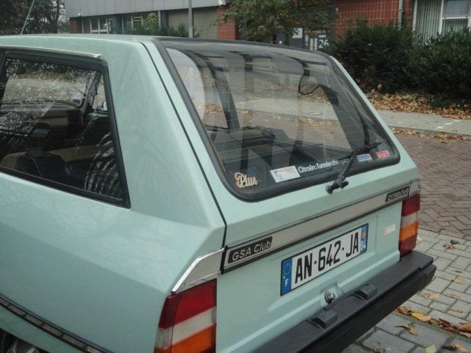 Citroën GSA Club Break