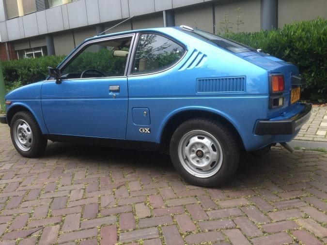 Suzuki SC100 GX De Luxe